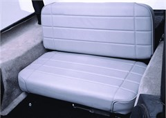 Standard Jeep Rear Seat for 1955 to 1995 CJ & YJ