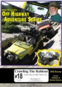 Rick Russell's Off Highway Adventure Series: Crawling The Rubicon DVD