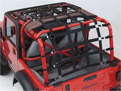R.5 Roof Rack for Jeep Wrangler YJ (1992-1995) and TJ (1997-2006)