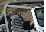 Rollbar Pads- Jeep Wrangler YJ (1987-1991) Covers Rollbar Braces