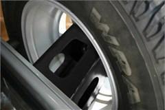 Spare Tire Mount Extender Kit for Jeep Wrangler JK 2007-2018 Rampage