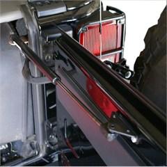 Rear Door Gas Strut�for Jeep Wrangler JK 2007-2011 by Rampage