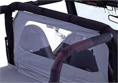 Jeep WindBreaker for Wrangler & CJ, 76-06, Rampage Products