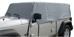 Cab Cover for Jeep Wrangler JK 4 Door 2007-2017 4 Layer by Rampage