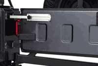 Tailgate Stopper - Jeep Wrangler YJ, TJ, LJ Unlimited 1987-2006