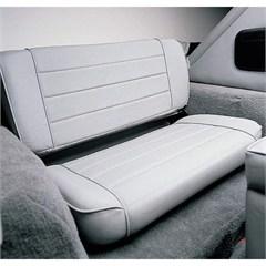 Fold & Tumble Rear Seat,  Jeep CJ & Wrangler 1976-95