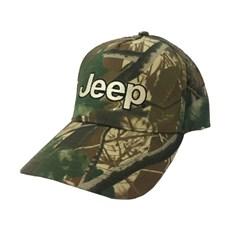 Jeep Mossy Oak Hat