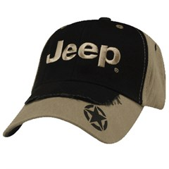 Jeep Frayed Star Cap by Mopar