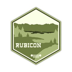 Rubicon Off Road Park Decal