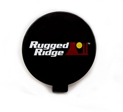 "6"" Inch HID Offroad Light Cover by Rugged Ridge"