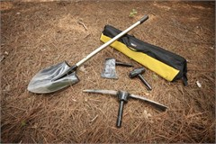 Universal Application All Terrain Recovery Tool Kit by Rugged Ridge