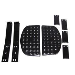 Black Side Step Kit