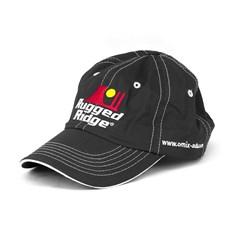Rugged Ridge Hat Black & White by Rugged Ridge ruggedridge Stitching