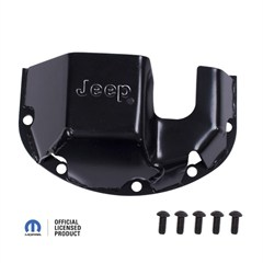 Dana 30 Differential Skid Plate with Jeep Logo