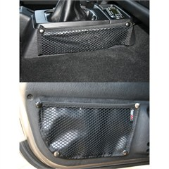 Door and Console Net Kit for Jeep Wrangler TJ and LJ (1998-2006)