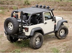 All things jeep pocket island topper for jeep wrangler jk 2 door pocket island topper wrangler jk 2d 2010 2018 rugged ridge freerunsca Gallery