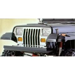 Rock Crawler Front Bumper - Jeep Wrangler YJ, TJ, LJ (1987-2006)