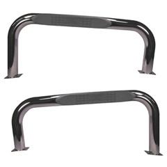 Stainless Nerf Bars for CJ5 (1976-1983)
