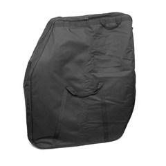 Door Storage Bag Wrangler JK 2007-2018 Front Black Rugged Ridge