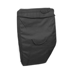 Door Storage Bag Wrangler JK 2007-2017 Rear Black Rugged Ridge