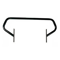 Black Brush Guard for Wrangler TJ and LJ (97-06)