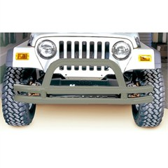 Titanium Front Tube Bumper -Jeep CJ, Wrangler YJ,TJ,LJ Unlimited