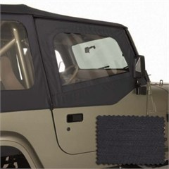 Upper Soft Door Kit for Jeep Wrangler YJ (1988-1995)
