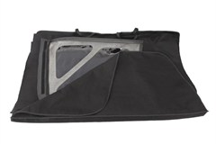 All Things Jeep Window Storage Bag Wrangler Jk 2007 2018
