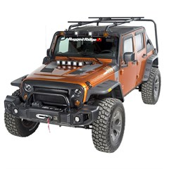 All Things Jeep Sherpa Roof Rack Kit For Jeep Wrangler