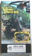 Jeep Adventure Videos: Tellico, TN Trails (DVD or VHS)