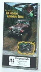 Jeep Adventure Videos: Hot Springs, AR
