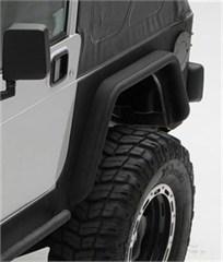 XRC Rear Bumper - Jeep CJ7 1976-1986