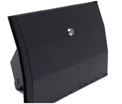 Vaulted Glove Box Wrangler JK 2007-2017 Black by Smittybilt