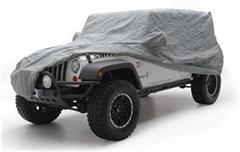 Full Cover for Jeep Wrangler LJ Unlimited (2004-2006)