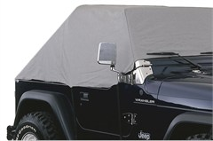 Water Resistant Cab Cover for Jeep Wrangler YJ 1987-1991 - Gray