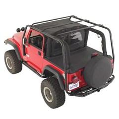 SRC Roof Rack 300lb Rating - Jeep Wrangler LJ 2004-2006
