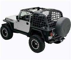 Cargo Net Restraint System for Jeep Wrangler TJ (1997-2006)