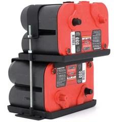 Dual Battery Tray for Jeep TJ (1997-2006), LJ (2004-2006)