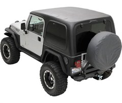 All Things Jeep Hard Top e Piece without Upper Doors Jeep