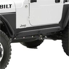 XRC Rock Sliders, Jeep Wrangler TJ (1997-2006), Black