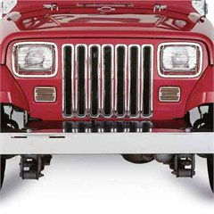 Grille Inserts by SmittyBilt for Jeep YJ (1987-1995)