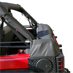 Soft Top Storage Boot Wrangler JK 4D 2007-2018 Rugged Ridge