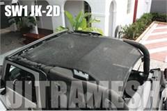 SpiderWeb Ultramesh ShadeTop-Jeep Wrangler JK 2 Door (2007-2014)