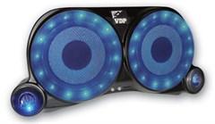 Supreme Sound Wedge w/ Speakers & LED CJ & Wrangler YJ 1955-1995 VDP