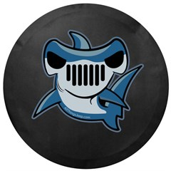 Jeep Shark Grille Tire Cover