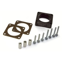 Throttle Body Spacer for 2.5L engines - Jeep YJ, TJ, Cherokee XJ