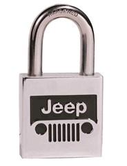 "Jeep® Grille ""Lock Ware"" Padlock"