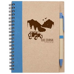 Trail Journal, Eco Friendly - All Things Jeep Exclusive