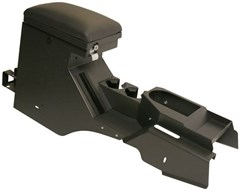 Security Console w/Electronic Mount Bracket for Jeep Wrangler JK