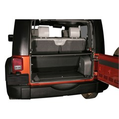 Security Tailgate Enclosure by Tuffy- Jeep Wrangler JK 2007-2010